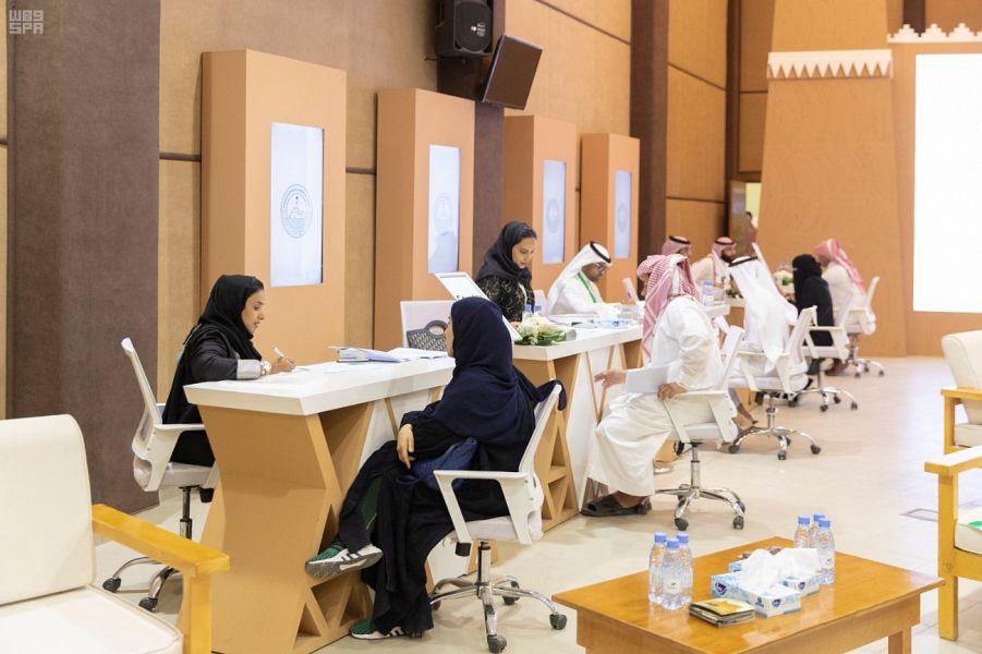 هيئة تطوير بوابة الدرعية تختتم فعاليات المعرض الأول للتوظيف والتدريب
