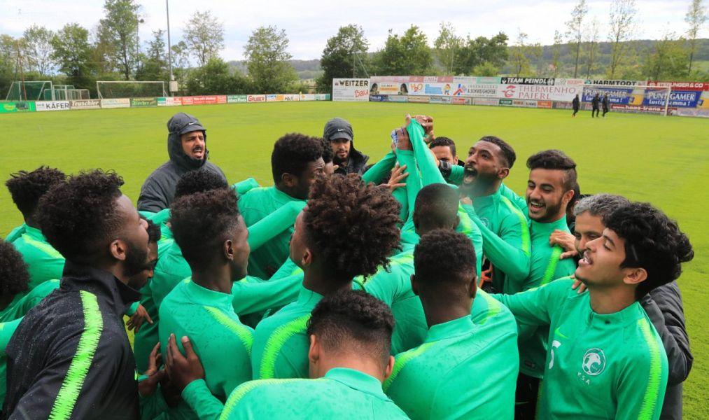 الأخضر الشاب يواجه المكسيك غدًا استعدادًا لكأس العالم