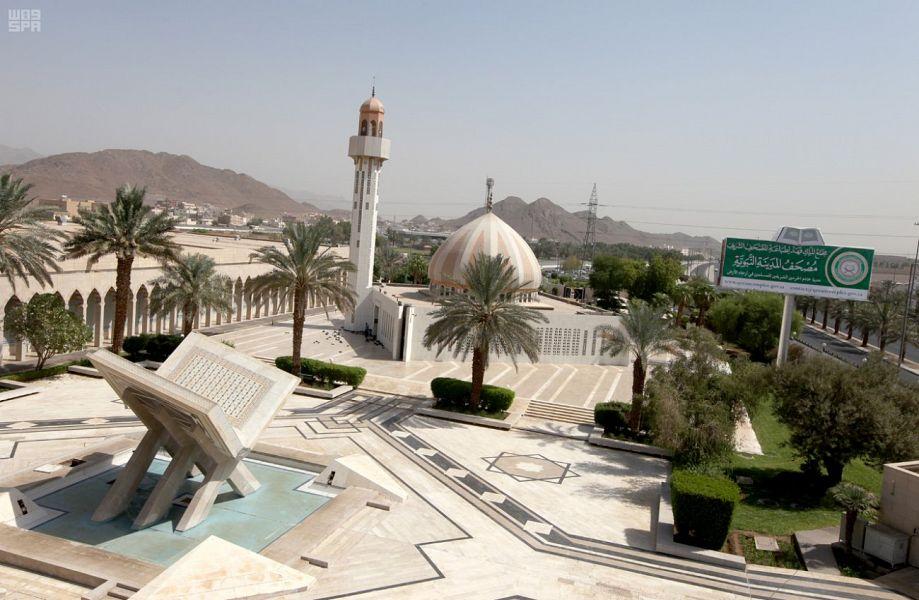 مجمع الملك فهد يوزع 1.470.546 نسخة من مختلف إصداراته