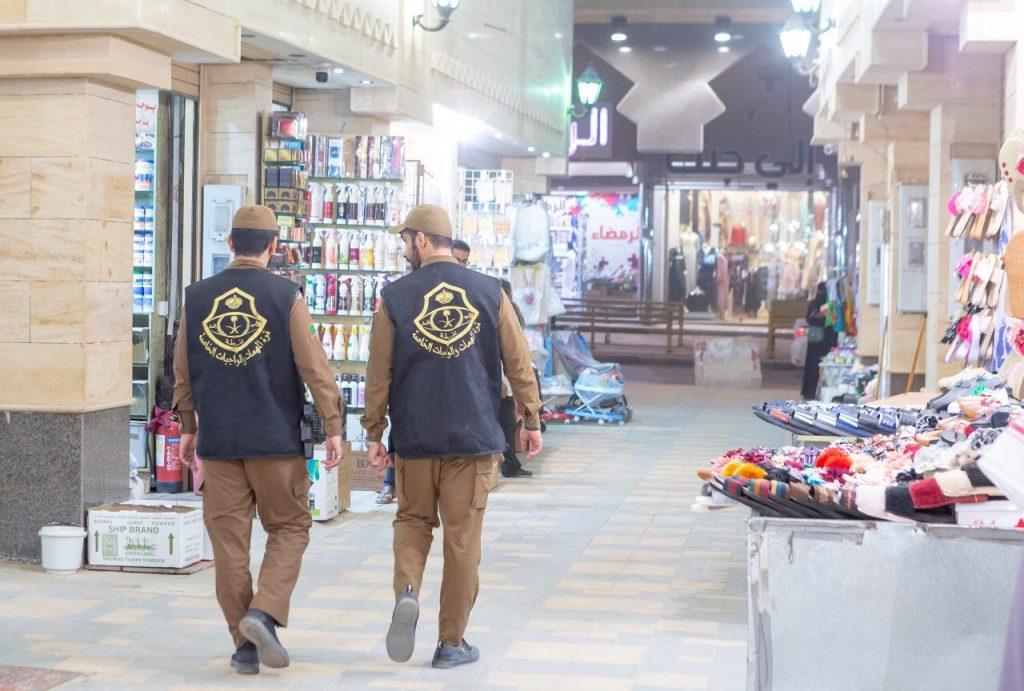 جهود رجال الأمن في القصيم خلال شهر رمضان