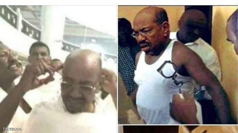 """كشف حقيقة صور """"الاعتقال والحلاقة"""" للرئيس السوداني عمر البشير"""