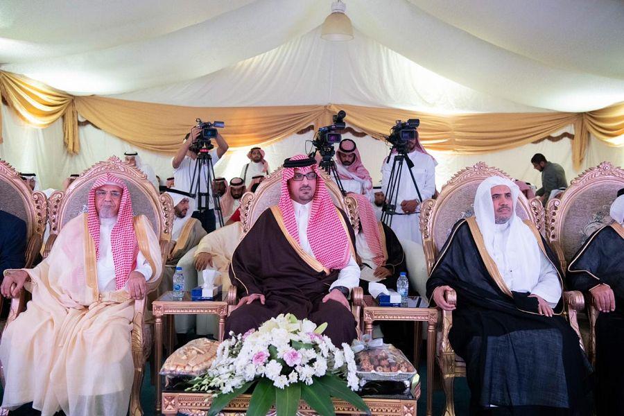 نائب أمير منطقة المدينة المنورة يفتتح المعرض الدولي الأول للسيرة النبوية والحضارة الإسلامية