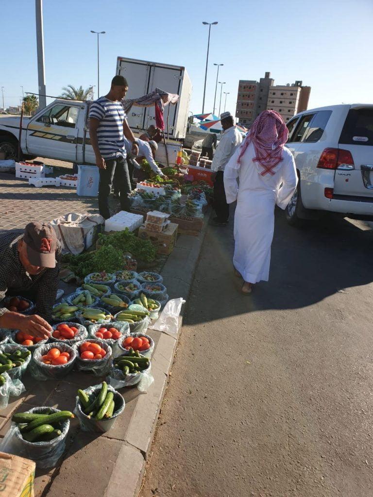 أملج رمضانها غير واسواقها تراثية تحكي عراقة وتاريخ وثقافة سكانها