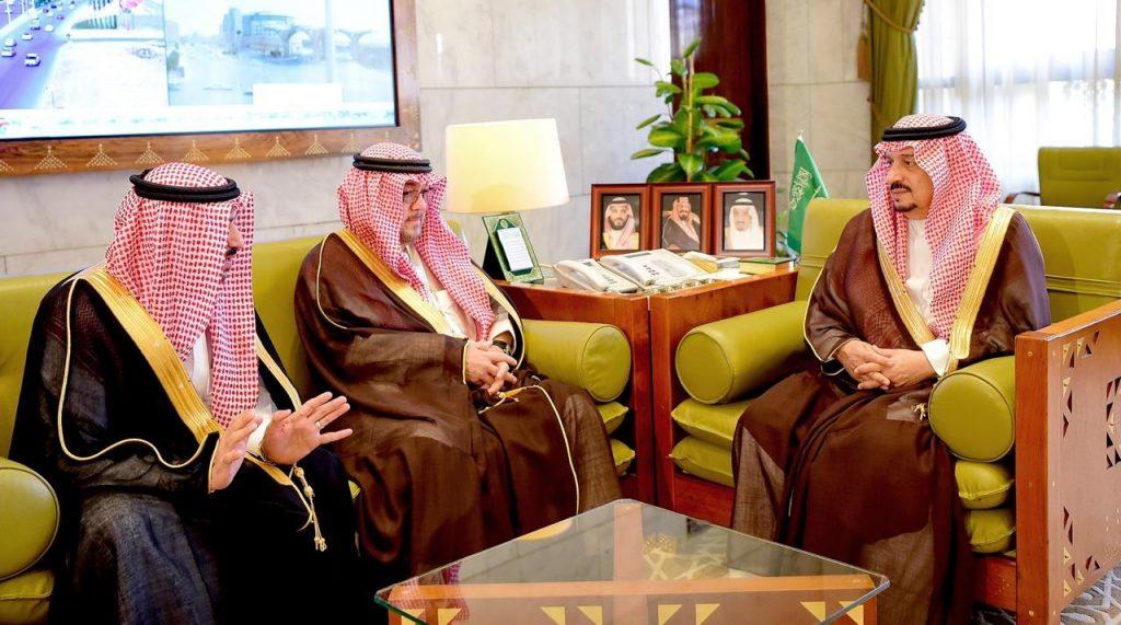 """أمير منطقة الرياض يطلع على مشروع """"رمضان أمان 2019"""""""
