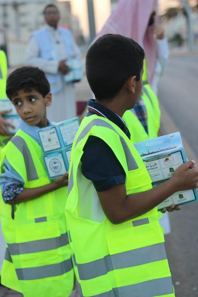 انطلاق مشروع رمضان زمان بمنطقة تبوك