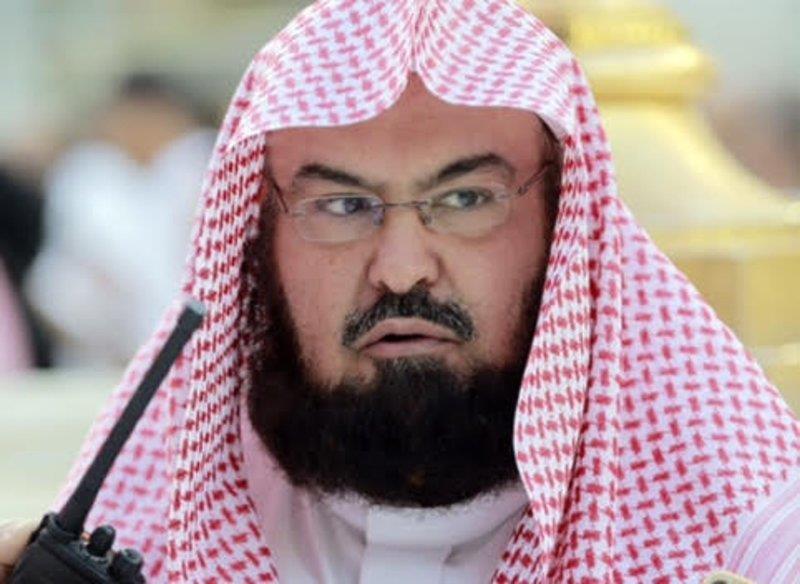 الشيخ السديس: استهداف المنشآت والمرافق الحيوية عملٌ إجرامي لا تقره الشريعة الإسلامية
