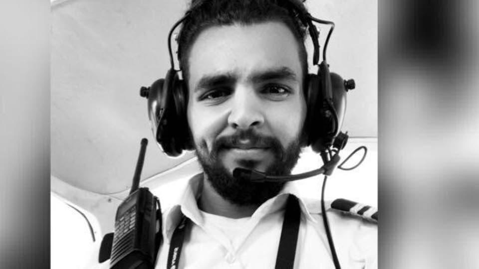 تفاصيل اختفاء عبدالله خالد الشريف المفقود في الفلبين أثناء رحلة طيران تدريبية