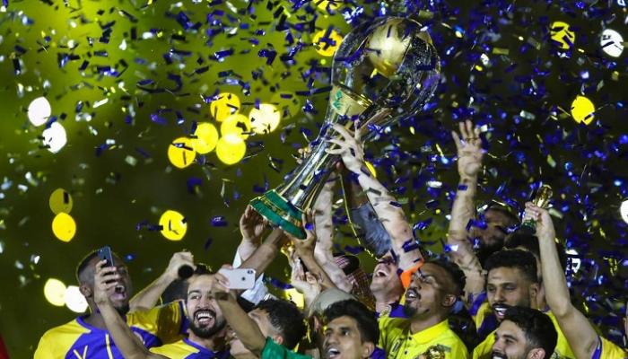 """صحيفة الجزيرة تعتذر لـ""""العالمي"""": النصر استحق البطولة عن جدارة واستحقاق ولا يجوز التشكيك فيها"""