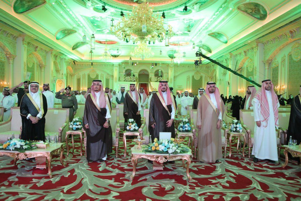 نائب أمير مكة يدشن مشروع الوقف العلمي والطبي بجامعة جدة