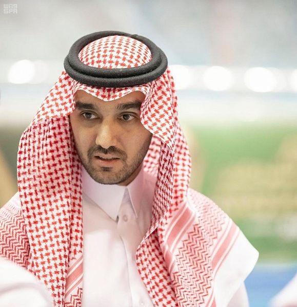 الأمير عبدالعزيز بن تركي الفيصل يطلع على خطة صيانة وتجهيز الملاعب الرياضية للموسم المقبل