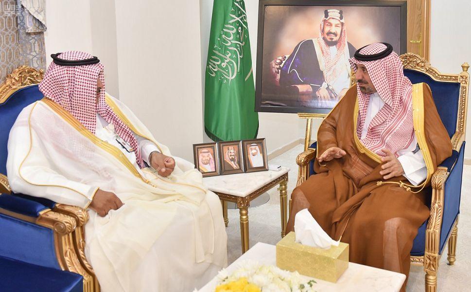 أمير نجران يبارك ترسية مشروع الأمير محمد بن سلمان لتطوير المساجد التاريخية