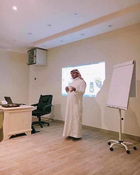 انطلاق أولى البرامج التدريبية المساندة بالإدارة العامة للتدريب التقني والمهني بتبوك