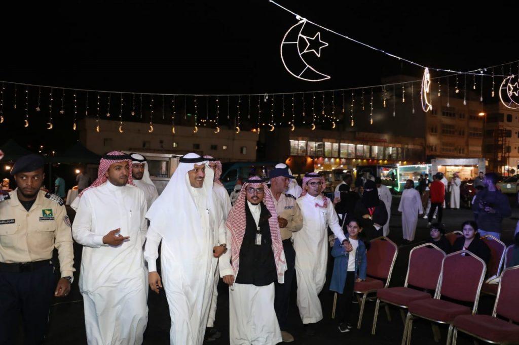 """انطلاق فعاليات مهرجان """"فوانيس باحتنا"""" بمنطقة الباحة"""