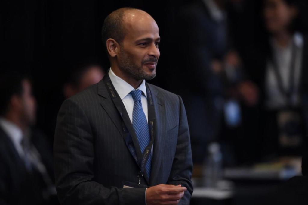 خالد الثبيتي يفوز بعضوية المكتب التنفيذي للاتحاد الآسيوي