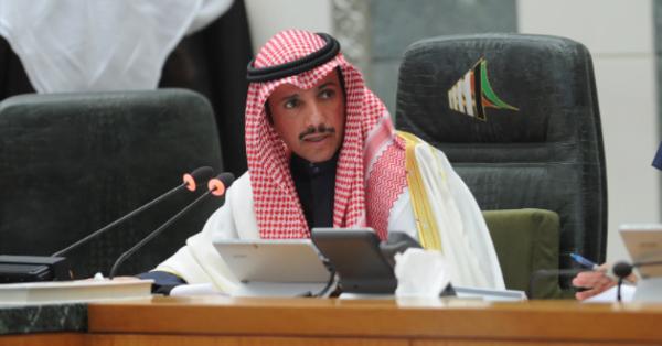 رئيس البرلمان الكويتي: الأوضاع بالمنطقة خطيرة وليست مطمئنة