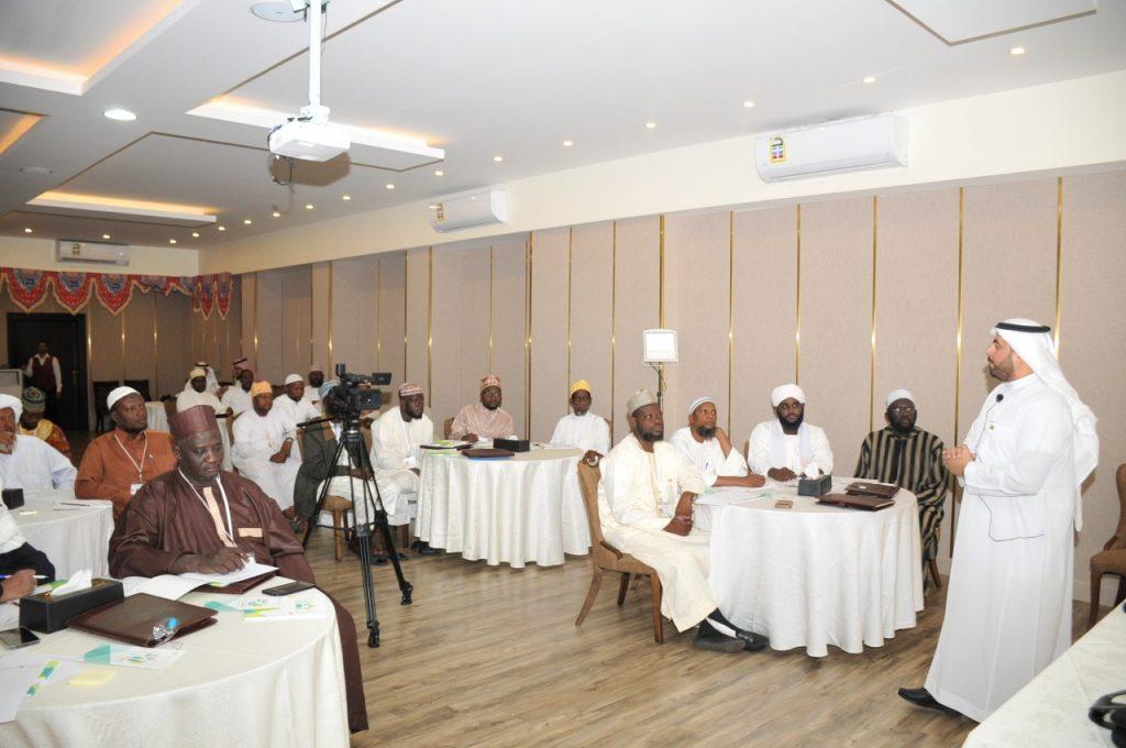 مركز الملك عبدالعزيز للحوار الوطني يدرب 35 من أئمة ودعاة أفريقيا على الحوار الحضاري ومهارات الاتصال
