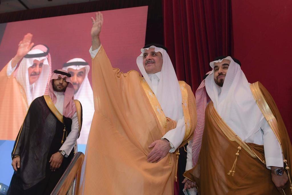 أمير تبوك في حفل تخريج ١٠٠٠ متدرب ومتدربة: الشباب والشابات عماد رؤية 2030