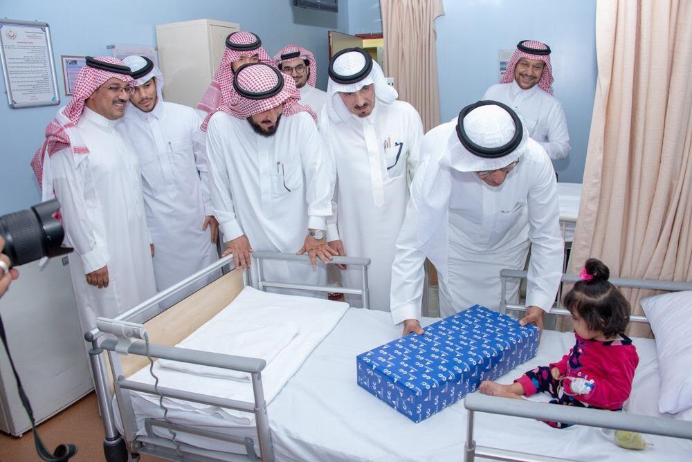 أصدقاء مرضى الشرقية يساهمون بـ( 400 ألف ريال ) لمرضى ولادة الدمام
