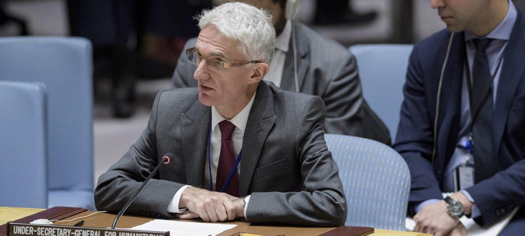 وكيل الأمم المتحدة يشكر المملكة والإمارات لما تقدمانه من دعم ملموس للعمل الإنساني والإغاثي في اليمن