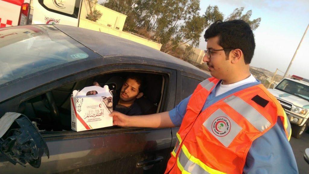 هلال الباحة يطلق فعاليات اليوم العالمي لهيئة الهلال الأحمر السعودي