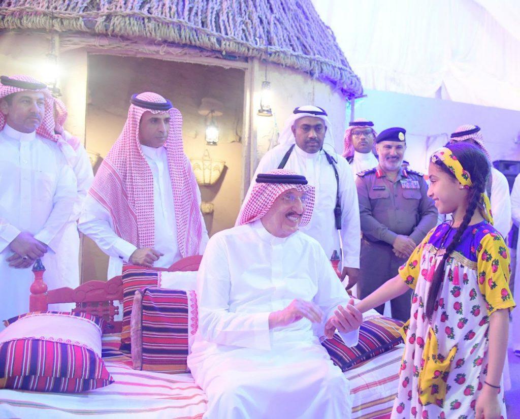 أمير منطقة جازان يرعى افتتاح مهرجان المانجو والفواكه الاستوائية 14