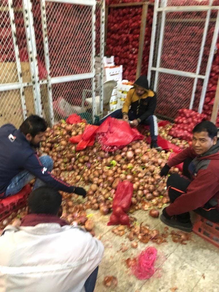 أمانة منطقة تبوك تصادر 5950 كجم من المواد الغذائية المنتهية الصلاحية