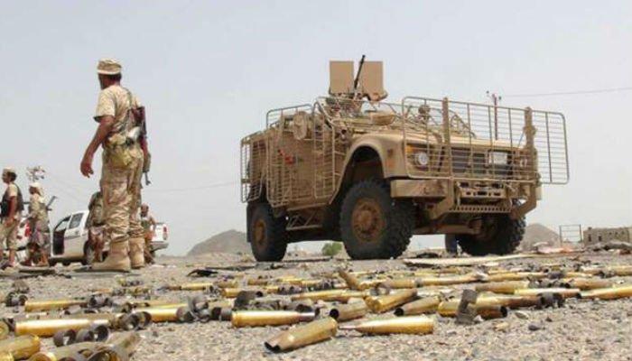 الجيش اليمني يفرض سيطرته على أجزاء واسعة من سلسلة جبل النار في صعدة