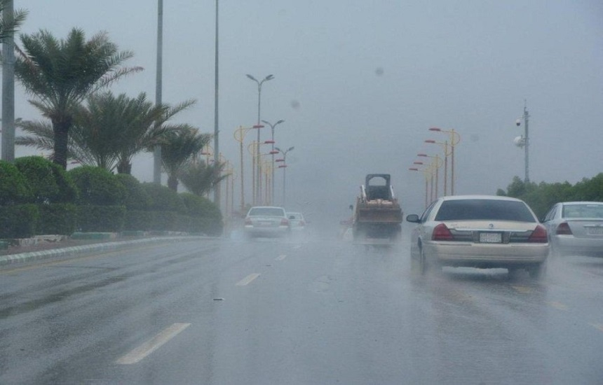 """""""الحصيني"""" : 3 مناطق معرضة للأمطار وحبات البرد"""
