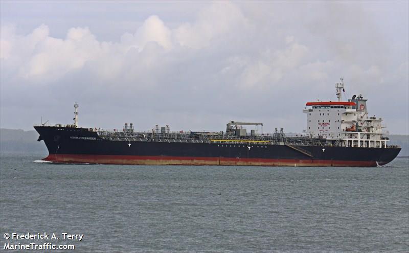 بلومبيرج نقلا عن الأسطول الأمريكي: تدمير سفينتي نفط في خليج عمان