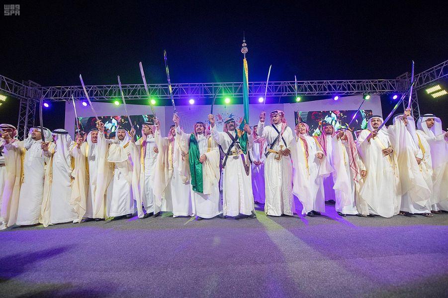 أمير القصيم يشهد حفل الأهالي بعيد الفطر المبارك
