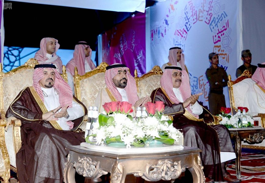 نائب أمير منطقة المدينة المنورة يرعى حفل افتتاح فعاليات عيد الفطر بالمدينة المنورة