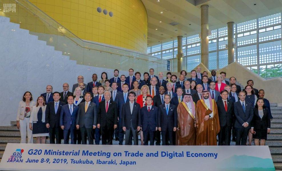 وزير الاتصالات: للمملكة دور بارز في تطوير سياسات الاقتصاد الرقمي العالمي
