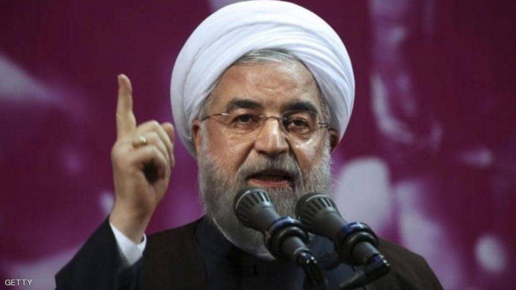 روحاني يعلن الانسحاب من بعض التزامات الاتفاق النووي