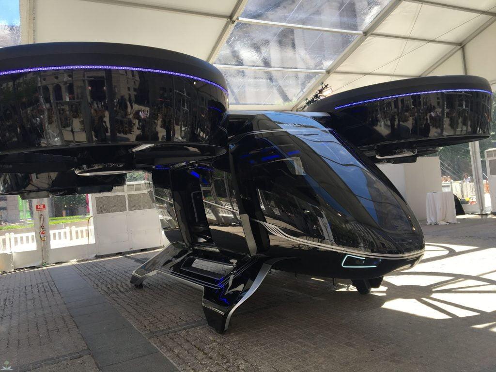 """""""أوبر"""" تقدم خدمات """"التاكسي الطائر"""" في أستراليا بدءا من 2023"""