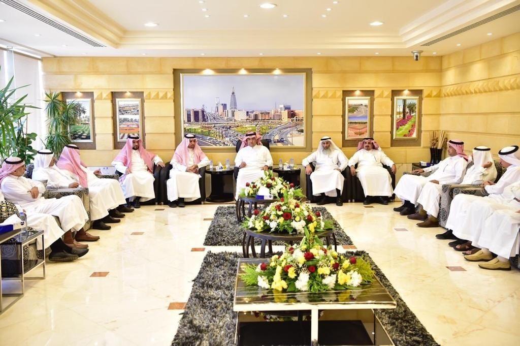 أمانة منطقة الرياض تقيم حفل معايدة بمناسبة عيد الفطر المبارك