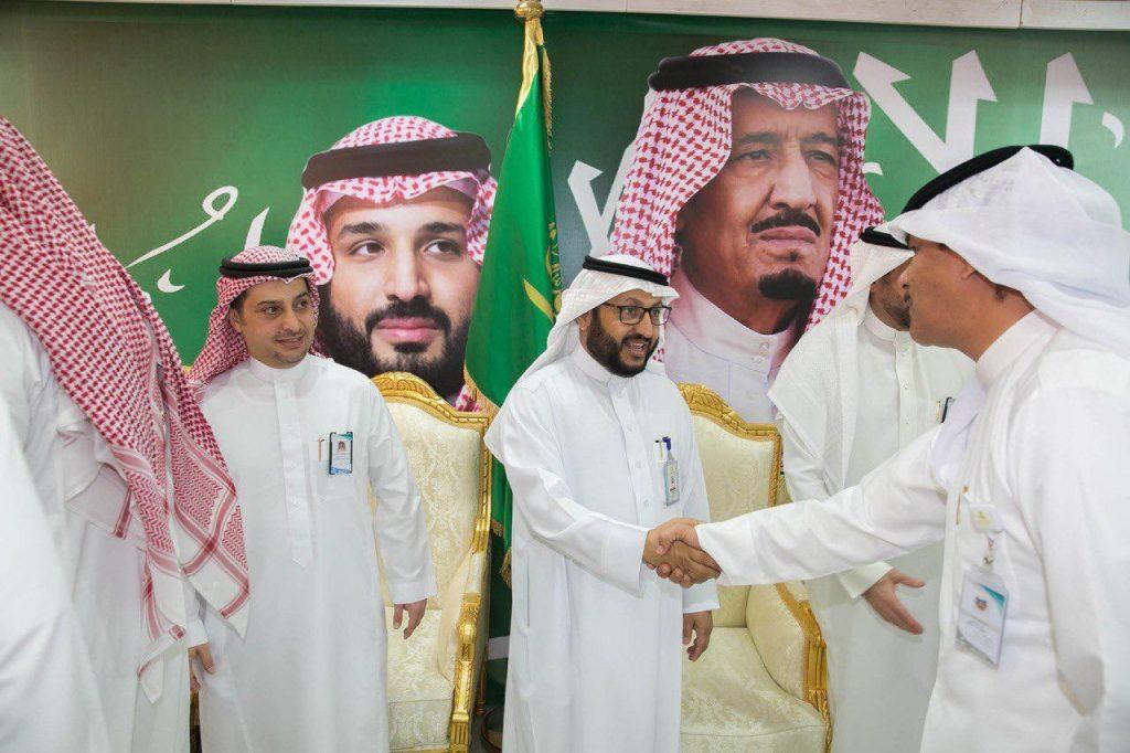 """""""صحة الرياض"""" تقيم حفل معايدة لمنسوبيها"""