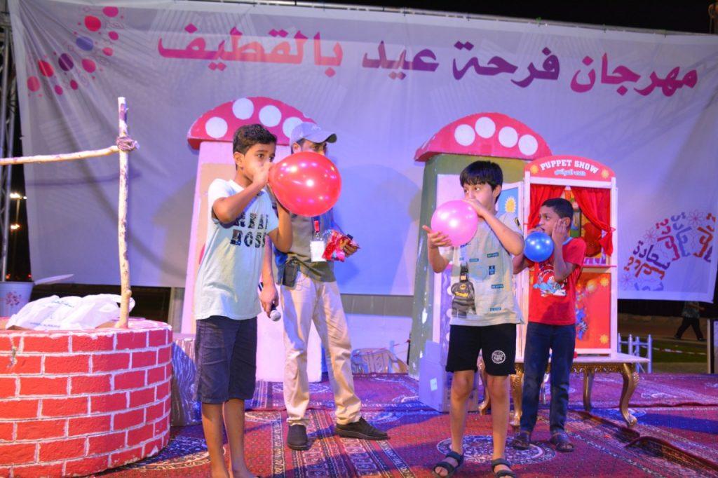 """مهرجان """" فرحة عيد """" يختتم فعالياته بحضور أكثر من 15 ألف زائر وسط إشادة بالفعاليات"""