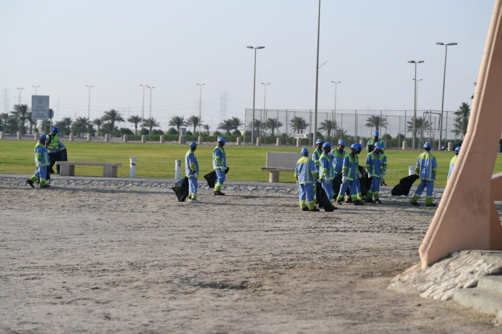 أمانة الشرقية: انطلاق المرحلة الثالثة لحملة تنظيف شواطئ المنطقة