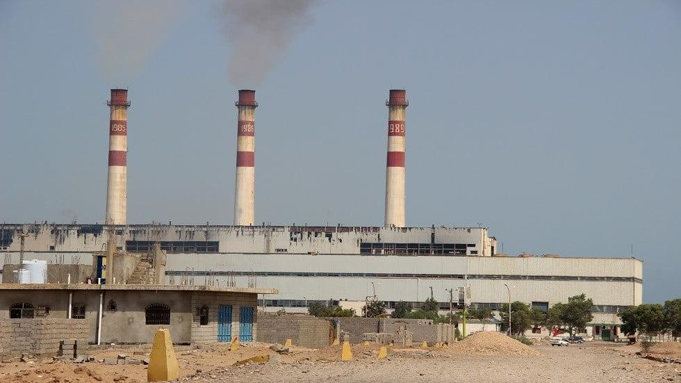 الإمارات تبني محطة كهرباء في اليمن بـ 100 مليون دولار