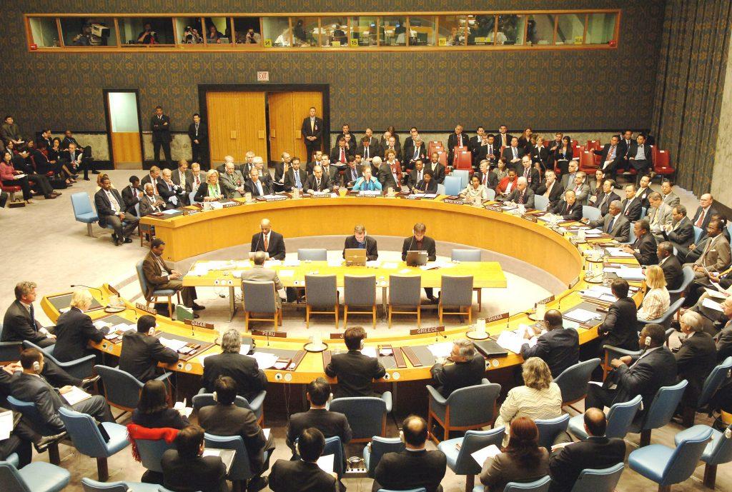 مجلس الأمن الدولي يندد بالهجمات على ناقلات النفط في خليج عمان