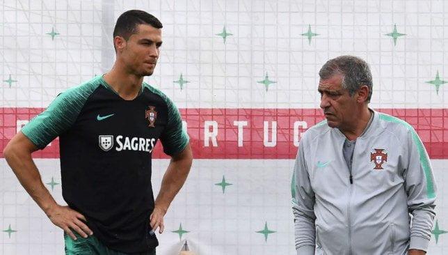 مدرب البرتغال يثني على رونالدو قبل مواجهة هولندا ويتوقع موعد اعتزاله