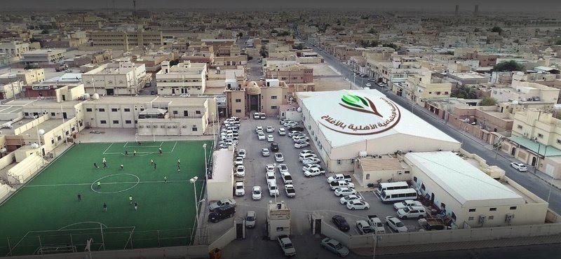 """لتميز مشاركتها """" جمعيةالكشافة العربية السعودية """" تشكر لجنة تنمية الأفلاج"""