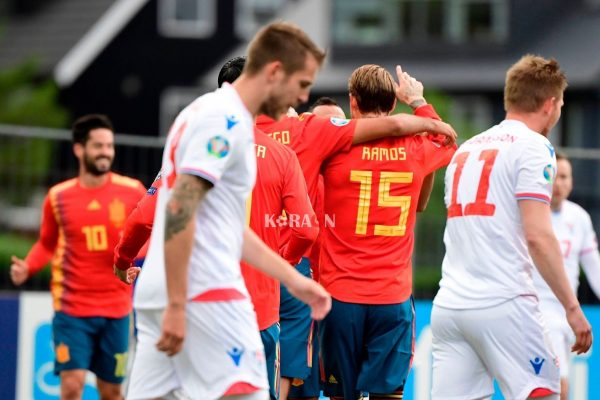 إسبانيا تكسب السويد بثلاثية في تصفيات يورو 2020