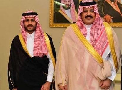 أمير منطقة حائل وسمو نائبه يرفعان التهنئة للقيادة الرشيدة بحلول عيد الفطر المبارك