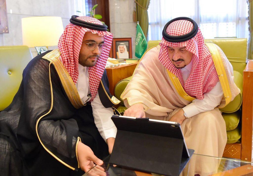 أمير الرياض يدشن هوية وبرامج جمعية التدخل المبكر للأطفال ذوي الإعاقة