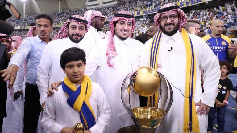 سعود السويلم يغادر رئاسة النصر نهائياً