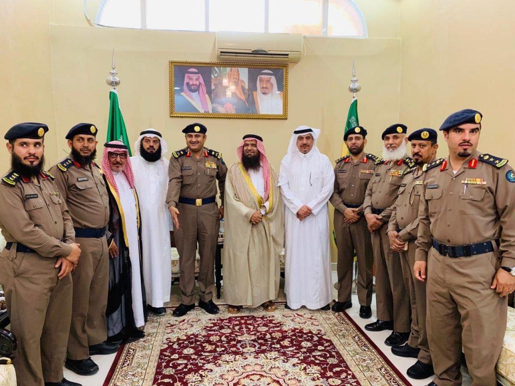 الدفاع المدني بمنطقة الباحة يعايد منسوبيه ويدعو المتقاعدين لمشاركتهم حفل عيد الفطر المبارك لهذا العام ١٤٤٠