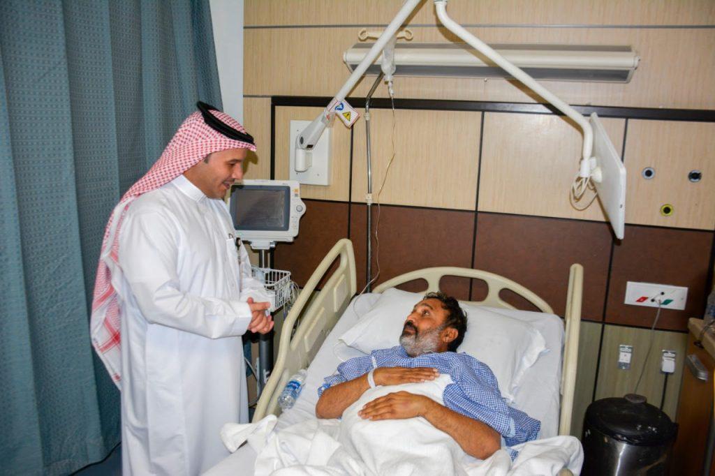 ٢٣ مولوداً في مستشفيات صحة نجران اول ايام العيد