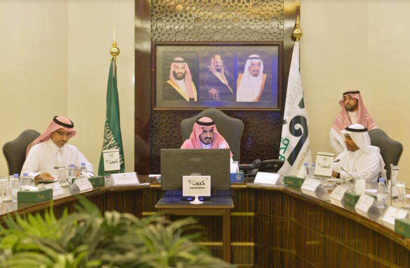 نائب أمير مكة يناقش آلية تنسيق العمل التطوعي في موسم الحج