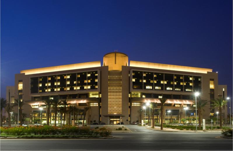 وظائف إدارية وصحية بمستشفى الملك عبدالله الجامعي